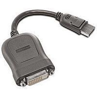 Lenovo DisplayPort to DVI-D Monitor Cable (DP-DVI)