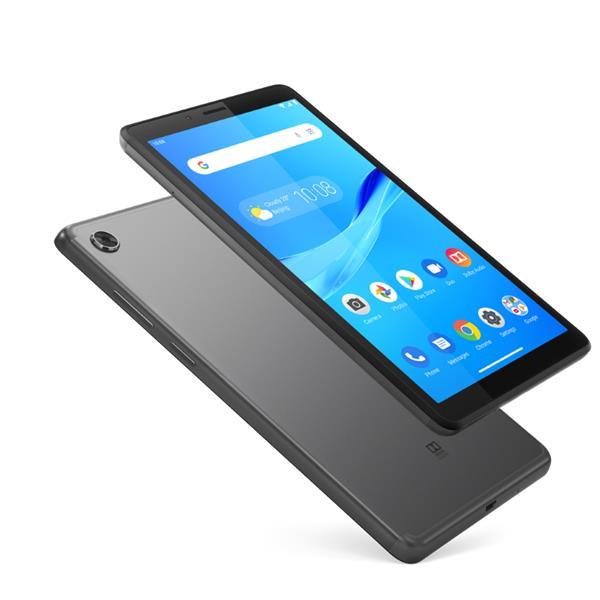 """Lenovo IP Tablet Tab M7 MediaTek MT8321 1.3GHz 7"""" HD touch 1GB 16GB WL BT CAM Android 9.0 sedy 2y MI"""