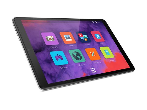 "Lenovo IP Tablet Tab M8 MediaTek Helio A22 2.0GHz 8"" HD touch 2GB 32GB WL BT CAM Android 9.0 sedy 2y MI"