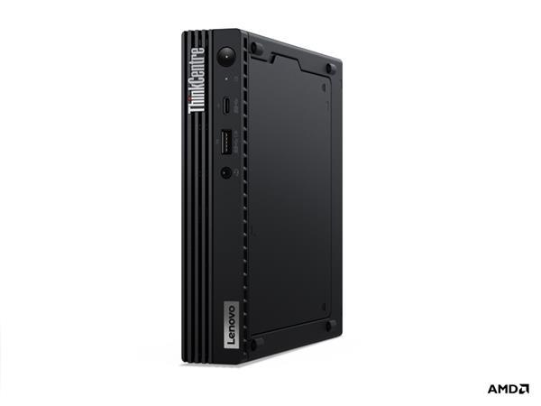 Lenovo TC M75q Gen 2 Tiny Ryzen 5 PRO 4650GE UMA 8GB 256GB SSD W10Pro cierny 3yOS