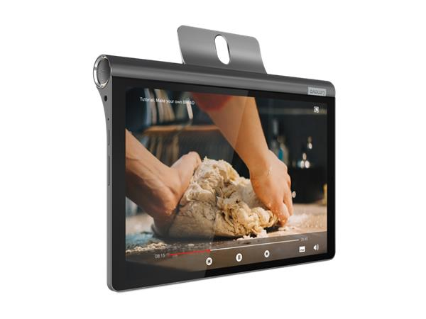 """Lenovo Yoga Smart Tab Snapdragon 439 2.0GHz 10.1"""" FHD IPS Touch 4GB 64GB WL BT CAM Android 9.0 sedy 2yMI"""