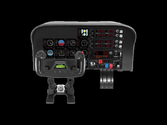 Logitech® G Saitek Pro Flight Switch Panel - N/A - WW