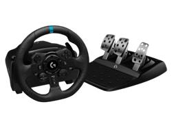 Logitech® G923 Racing Wheel and Pedals for PS4 and PC - N/A - PLUGC - EMEA