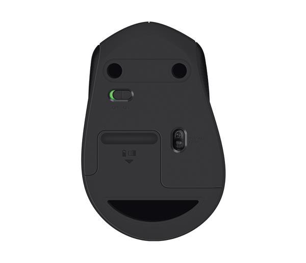 Logitech® M330 Silent Plus, black