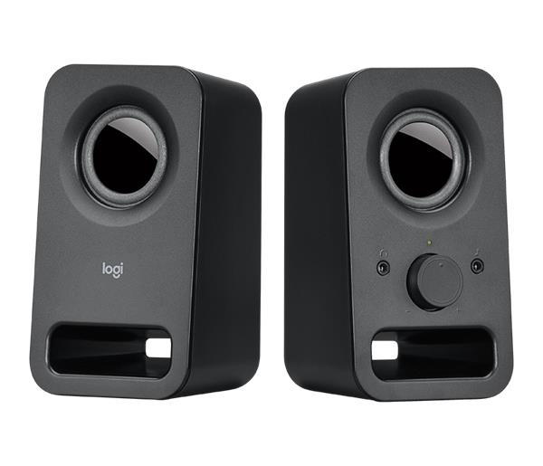 Logitech® z150 Multimedia Speakers - MIDNIGHT BLACK - 3.5 MM - EU