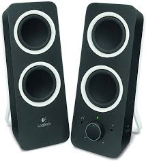 Logitech® Z200 Stereo Speakers - MIDNIGHT BLACK - N/A - EU