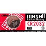 MAXELL batéria CR2032 blister 1ks. (10238500)