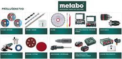 Metabo ASC multi 8 * 14,4-36V Nabíjačka