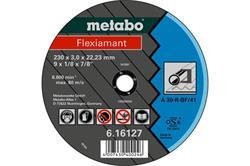 Metabo Flexiamant 180x3,0x22,2 oceľ