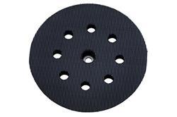 Metabo Oporný tanier 125 mm, stredne tvrdý, dierovaný, SXE 425