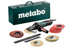 Metabo WEVF 10-125 Quick Inox*Uhlová brúska s plochou hlavou TV00