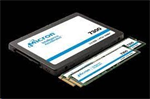 """Micron 1300 1TB SSD, 2.5"""" 7mm, SATA 6 Gbit/s, Read/Write: 530 MB/s / 500 MB/s, Random Read/Write IOPS 92K/83K"""