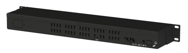 MIKROTIK RouterBOARD 2011iL-RM+ L4 (600MHz; 64MB RAM, 5xLAN,5xGLAN, rackmount, zdroj)