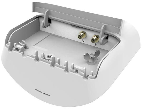 MIKROTIK RouterBOARD mANT 19s, 5 GHz, 120 stupňov, 19 dBi, dual polariz., 2xRP-SMA connectors