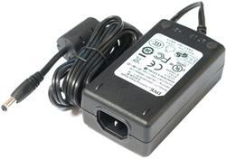MIKROTIK - zdroj 24V pre RouterBOARD (2,5A výstup) + nap. kábel