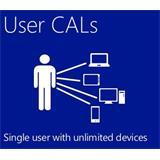 OEM Windows server CAL 2016 User English - 5 CAL