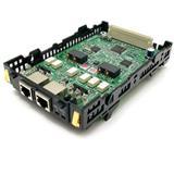 Panasonic karta digitálnej prípojky ISDN, 2BRI (4 B-kanály), každú prípojku je možné prepnúť T0/S0; pre KX-TDA30/15CE