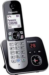 Panasonic KX-TG6821FXB telefon bezsnurovy DECT / c