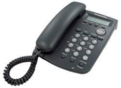 Panasonic SIP telefón KX-HGT100EXB k radu KX-TDE a KX-NCP