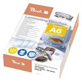 Peach Laminating Pouch A6 (111x154mm), 125mic