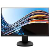 "Philips 243S7EYMB/00 23.8"" IPS LED 1920x1080 20 000 000:1 5ms 250cd DP pivot repro cierny"