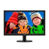 "Philips 243V5LHAB/00 23.6"" LED 1920x1080 10 000 000:1 5ms 250cd HDMI DVI repro cierny"