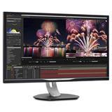 "Philips 328P6VUBREB/00 31,5"" VA LED 3840x2160 80M:1 4ms 400cd DP 2xHDMI USB-C Pivot repro cierny"