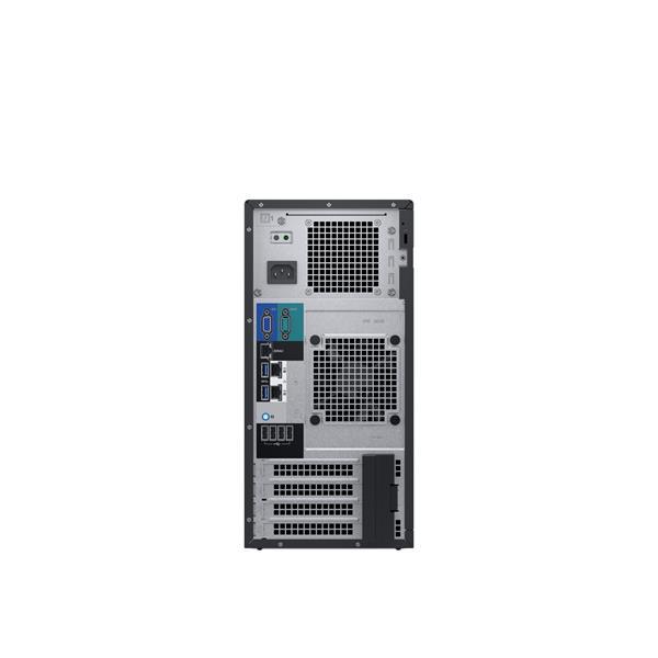 "Power Edge T140/Chassis 4 x 3.5""/Xeon E-2124/8GB/1x1TB/DVD RW/On-Board LOM DP/PERC H330/iDRAC9 Bas/3Y Basic Onsite"