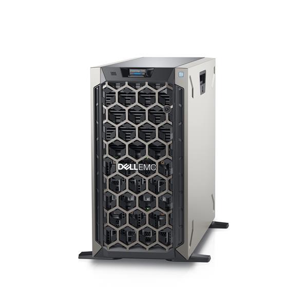 "Power Edge T340/4x3,5""/E--2278G/2x8GB/1x1TB 7,2K/Perc H330+/3y Basic"