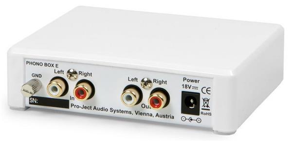 Pro-Ject PhonoBox MM - Predzosilovač