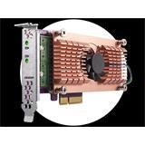 Qnap QM2: M.2 SSD PCIe Expansion Card Dual M.2 PCIe SSD slots, low-profile PCIeX4 adapter