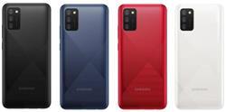 Samsung Galaxy A02s 32GB LTE, Dual SIM, čierny