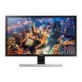 "Samsung U28E590 28"" UHD LED 3840x2160 Mega DCR 1ms 370cd 2xHDMI DP"