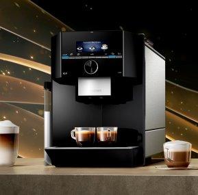 SIEMENS_Plne automatický kávovar, RW Variante, čierna