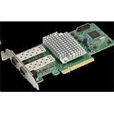 Supermicro AOC-S25G-B2S-O Broadcom® BCM57414 dual-port 25Gbps