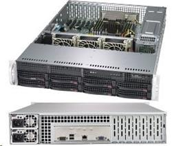 Supermicro Server AMD AS-2013S-C0R single AMD EPYC™ 7351-Series 2U rack