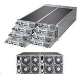 Supermicro Server FatTwin SYS-F618R3-FT 8xhot-plug nodes dual CPU E5-26xxV3 4U