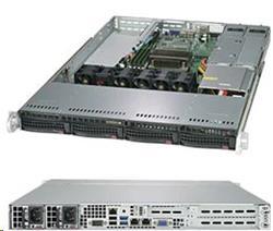 Supermicro Server SYS-5019C-WR 1U SP