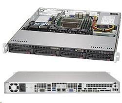 Supermicro Server SYS-5019S-M2 1U SP