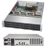 Supermicro Storage Server SSG-5028R-E1CR12L 2U DP