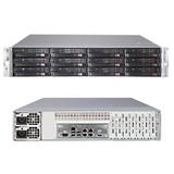 Supermicro Storage Server SSG-6027R-E1R12L 2U DP