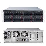Supermicro Storage Server SSG-6038R-E1CR16H 4U DP
