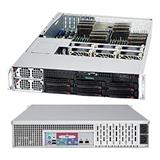 Supermicro® SuperServer AS2042G-6RF - 4x 12/8Core Opteron 512GB DDR3 1400W Redundant PSU 2U