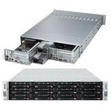 Supermicro Twin Server SYS-6027TR-DTRF 2U DP