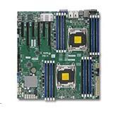Supermicro X10DRI 2xLGA2011-3, iC612 16x DDR4 ECC,10xSATA3,(PCI-E 3.0/3,3(x16,x8),2x LAN,IPMI
