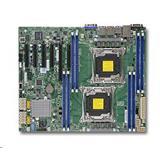 Supermicro X10DRLI 2xLGA2011-3, iC612 8x DDR4 ECC,10xSATA3,(PCI-E 3.0/1,3,1(x16,x8,x4)PCI-E 2.0/1(x4),2x LAN,IPMI