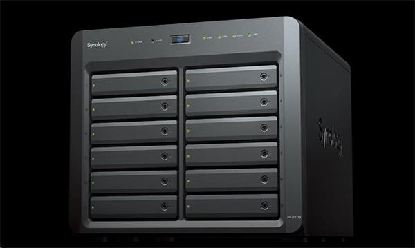 Synology™ DiskStation DS3617xs 12x HDD NAS , Citrix,vmware
