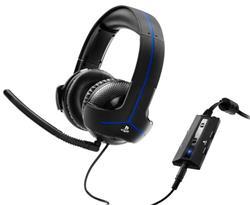 Thrustmaster Y300P herné slúchadlá s mikrofónom pre PS4 a PS3