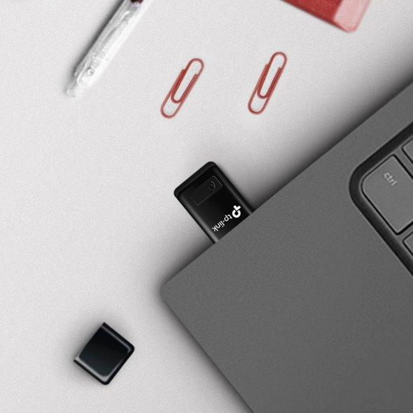 TP-LINK TL-WN823N 300Mbps Wi-Fi USB Adapter, Mini Size, USB 2.0