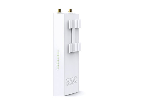 TP-LINK WBS210 2.4GHz N300 Outdoor Base Station, Qualcomm, 27dBm, 2T2R, 2 External RP-SMA Antenna Interfaces